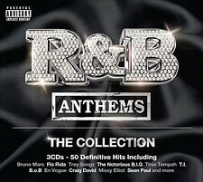 Various Artists - R&B Anthems the Collection / Various [New CD] UK - Import