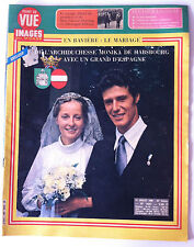 Magazine Point de Vue du 11/07/1980; Mme Giscard d'Estaing en Allemagne Fédérale