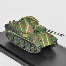 1/72 Scale WWII Zwilling Flakpanzer, Germany 1945 Tank Models Collection Gifts