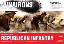 Minairons 1:72 Republican Infantry - 20mm Spanish Civil War