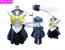 Sailor Moon Sailor Uranus Haruka Tenoh Amara Tenoh Cosplay Clothing COS Costume