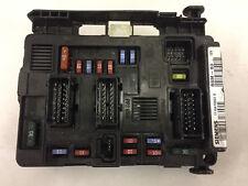 Peugeot Citroen Fusebox Siemens BSM B3 9650618480 T118470003 K BSM-B3 Fusebox