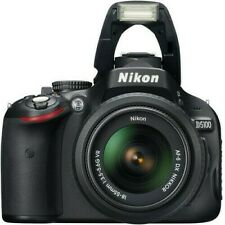 Nikon D5100 16.2MP Digital SLR Camera with 18-55mm f/3.5-5.6G VR Lens™ Excellent
