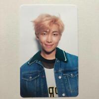 BTS Bangtan RM RAP MONSTER LOVE YOURSELF 承 Her Trading photo Card V version a753