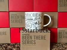 Starbucks Florida Been There Mug - Gold - Holiday 2018