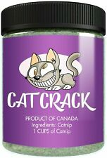 New listing Cat Crack Catnip, Premium Blend Safe for Cats, Infused with Maximum Potency