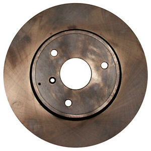 Disc Brake Rotor-Non-Coated Front ACDelco 18A2749A fits 08-16 Smart Fortwo