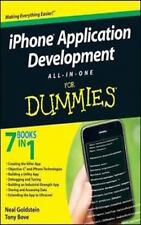 iPhone Application Development All-In-One For Dummies, Bove, Tony, Goldstein, Ne