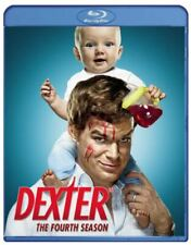 Dexter The Fourth Season 4 Blu-Ray Showtime Series Sealed New