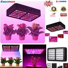 600W Fu-Spectrum UV IR LED Hydroponic Plant Grow Light Bulb Lamp Lighting Growth