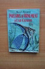 POISSONS D'ORNEMENT D'EAU CHAUDE élevage, sélection, reproduction