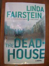 Linda Fairstein The Dead House 1st ed HC SIGNED