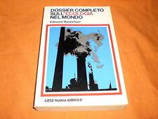 DOSSIER COMPLETO SULL'ECOLOGIA DEL MONDO CITTADELLA ED. 1972