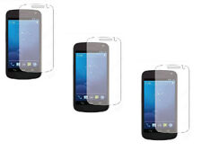 3 x Clear Screen Protector for Samsung Galaxy Google Nexus Prime SCH-i515 I9250