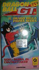 VHS - DE AGOSTINI/ DRAGON BALL GT - VOLUME 29 - EPISODI 2