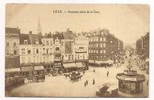 lille  ancienne place de la gare