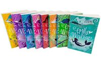 Emily windsnap 1 and 2- 8 Books Collection Set By Liz Kessler Tail, Monster NEW