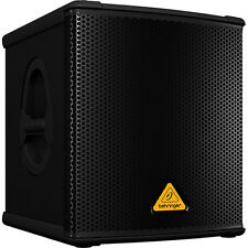 "NEW Behringer B1200D B1200D-PRO 12"" EUROLIVE Active Subwoofer Powered Sub 500w"