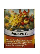 Skylanders Battlecast Collector's Card Spell Jackpot! Trigger Happy