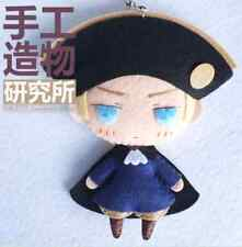 Anime APH Hetalia Axis Powers Rome Cute DIY Kits toy Doll keychain Pendant Gift