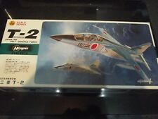 Hasegawa Japanese Air Self Defence Force T2  1/72nd Scale Model Kit