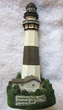 1998 Ny Historic Lighthouse Plus Lighthouse Salt & Pepper Shakers
