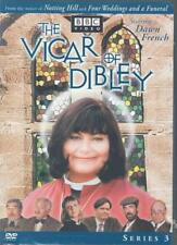 VICAR OF DIBLEY, THE - THE COMPLETE SERIES THREE NEW DVD