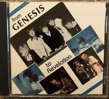 Genesis - From Genesis to Revelations - Very Good CD