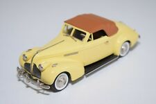 BH 1:43 BROOKLIN BC011 BUICK CENTURY CONVERTIBLE COUPE M66-C 1936 MINT CONDITION