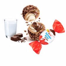 Kinder Ferrero X100 Wrapped Schoko Bons Crispy Milk Chocolate Hazelnut DHL✈️