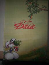 Bloc papier à lettre Diddl papeterie poirier vert