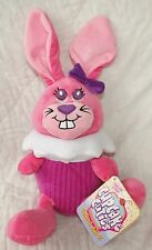 2013 Sugar Loaf Cupcake Cuties Pink purple rabbit bunny New with tags