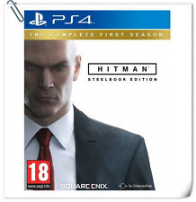 STEELBOOK PS4 Hitman The Complete First Season SONY Action Games Square Enix
