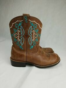 ARIAT The Original Fat Baby    Square Toe  LNC              Women Size 9B