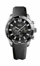 Runde Quarz - (Batterie) Armbanduhren im Luxus-Stil mit gebürstetem Finish