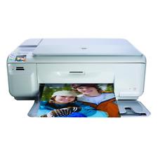 HP Photosmart C4580 Drucker Scanner Kopierer WLAN Karten- Slot USB Q8401B