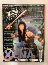 Tv Zone Cult Tv Magazine December 1998 Issue#109 Babylon 5 John Flinn