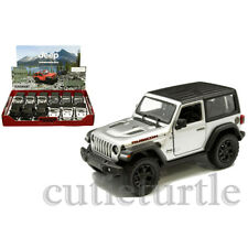 Kinsmart 2018 Jeep Wrangler Rubicon 4x4 with Top 1:34 Diecast KT5412DK