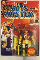ToyBiz Bots Master Bats Vintage 1994 Action Figure NEW From DIC Animated Series
