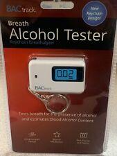 New! Bactrack Breath Alcoh. Tester Keychain Breathalyzer *New*