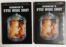 New listing Eyes Wide Shut (Dvd, 2007, 2-Disc Set, Special Edition) Nicole Kidman Tom Cruise