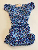 Smart Bottoms 3.1 Rainbow Fish Cloth Diaper