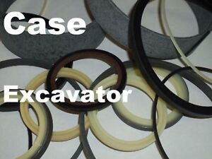160227A1 Dipper Stick Arm Cylinder Seal Kit Fits Case 9030B 9040B