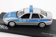 OPEL VECTRA B POLIZEI 1995 2002 IXO ALTAYA COLLECTION POLICE POLICIA LHD SALOON