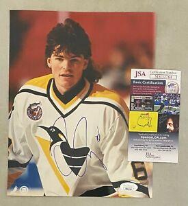 Jaromir Jagr Signed 8x10 Photo Autographed AUTO JSA COA Boston Bruins