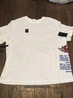Jordan Jumpman Logo Nike Swoosh Writing Classic T-Shirt New With Tags Sz.3XL