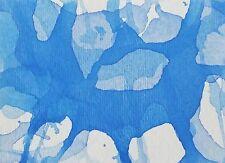 "OCEAN WAVE Original Watercolor ACEO Painting 2.5""x 3.5"" Julia Garcia COA NEW"
