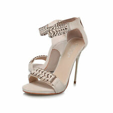Kurt Geiger High Heel (3-4.5 in.) Peep Toes Shoes for Women