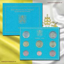 Pièces euro du Vatican année 2019
