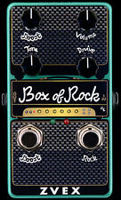 Z.Vex Effects Vertical Box of Rock Effects Pedal Distortion